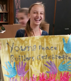 Young Peacebuilders Peace Clubs in Michigan, USA