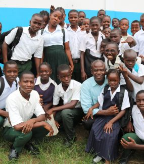 Young Peacebuilders Peace Clubs in Liberia